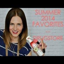 Summer 2014 Drugstore Favorites