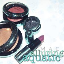 MAC Alluring Aquatic Collection