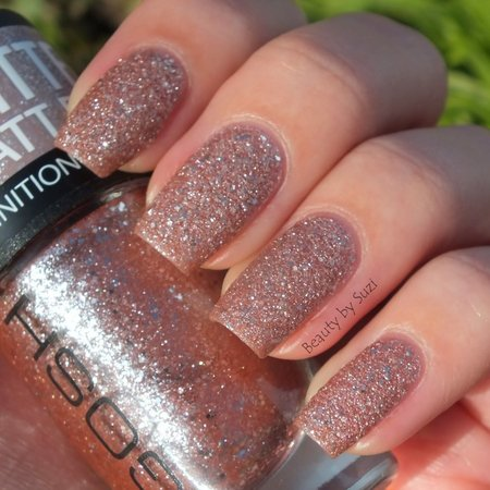 GOSH Frosted Nail Lacquer, 05 Frosted Rose - Nails | Bellashoot