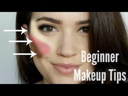 beginner makeup tips  tricksthemakeupchair  makeup