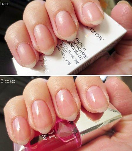 Dior Nail Glow - worth the $24! - Nails | Bellashoot