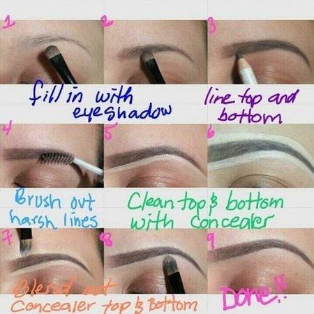 Eyebrow... How do it well!