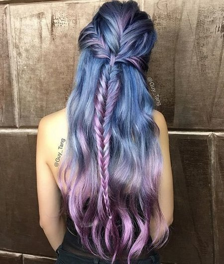Inspiration From Guy Tang Hair Artist Hair Bellashoot